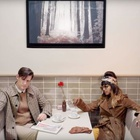 Juno Calypso's Unsettling Vision of a British Christmas for Burberry Turns Yuletide Upside Down