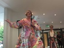 Grayson Perry Opens Exhibition of His Gorgeous Outfits at McCann London