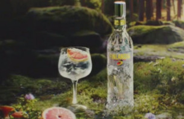 Finlandia Vodka and Wieden+Kennedy London Capture the Flavour of the Midnight Sun