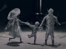 Cut Hair Comes to Life to Weave a Story in Beautiful Stop-Motion Promo
