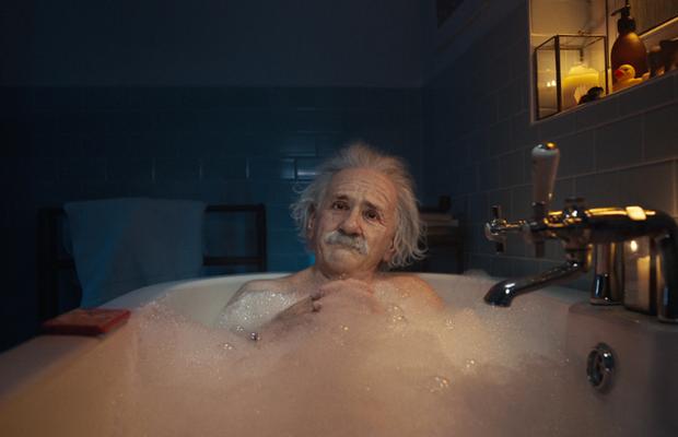 Albert Einstein Joins the Energy Revolution for Smart Energy GB Spot