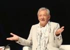 Sir Ian McKellen Discusses Creative Fulfilment at Cannes