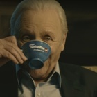 Sir Anthony Hopkins Sells Absolutely Nothing for TurboTax's Super Bowl Ad
