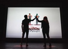 Motion Playground Installation Shows How Far Motion Design Has Come Since Pong