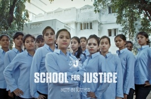 JWT Amsterdam's School for Justice Wins Black Pencil