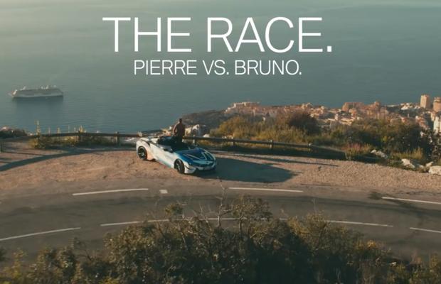 It's Car vs. Sailboat in This BMW Motorsport Spot