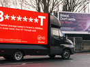 Virgin Media Calls Out BT Billboards with the B*** ***T Van