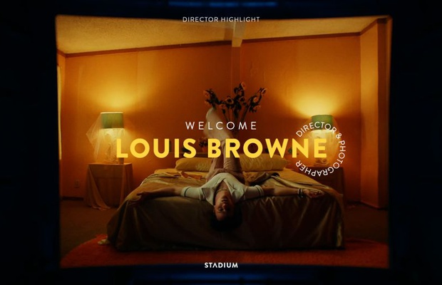 STADIUM Signs Director Louis Browne