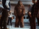 Bigfoot Creates Quite A Stir For Virgin Media's 'Nothing Hidden' Campaign