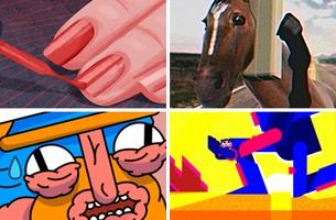 Seed's New Adult Swim Idents are All Kinds of Weird Fun