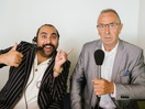 Chabuddy G Gives 'Common-Traiting' a Go in ICC Cricket World Cup Spot