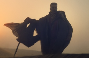Director Nico Kreis and Ambassadors Shoot a Spectacular Desert Film for Nissan Global