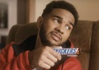 Snickers Signs Toronto Raptor Cory Joseph for Canadian Instalment of 'You're Not You'