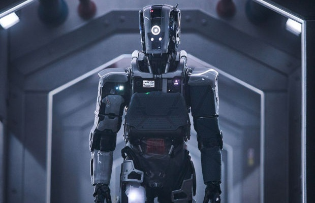 Fin Design Effects Creates Cgi Robot For Sci Fi Thriller