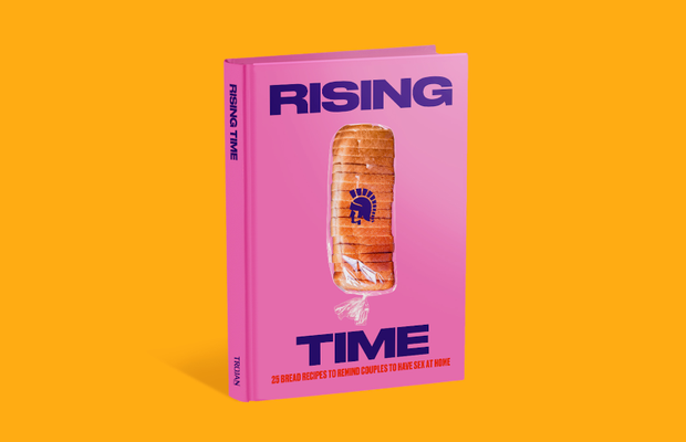 Sensual Baking? Find Out How in Trojan's 69 Page Cookbook Rising Time