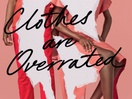 Dune London Lets Fashion-Lovers Know That Clothes Are Overrated