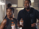 Gatorade Campaign Finds Dwyane Wade and Gabrielle Union Back in the Gym
