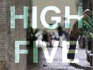 High Five: China