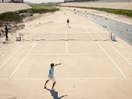 Great Guns' Klaus Thymann Shoots a Tennis Match Across the US/Mexican Border for Björn Borg
