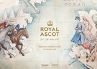 Antidote Celebrates The History of Royal Ascot With Beautiful Globe Artwork