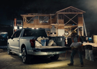 F-150 Lightning At the Work Site  F-150  Ford