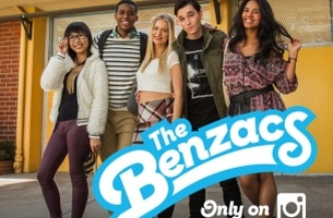 Deutsch NY's Teen Insta-dramedy 'The Benzacs' Hits Instagram