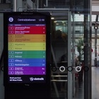 Public Transport Company Västtrafik Rides with Pride with Rainbow Timetables