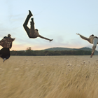 Ride the Wind in This Dreamlike Burberry Film from Megaforce
