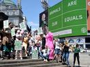 Animals Rewild London for Stella McCartney Autumn 2021 Launch