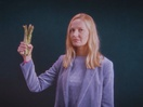 'Louise Asparagus' Learns to Love Her Name in Spots for French Soup Brand