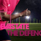 Dictate the Play, Devastate the Defence with New Balance Football Campaign