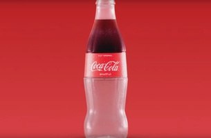 Coca-Cola Romania Encourages Positivity with Half-Full Bottles
