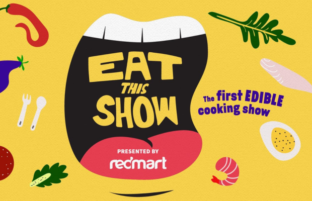 RedMart Presents a Cooking Show You Can Actually Eat