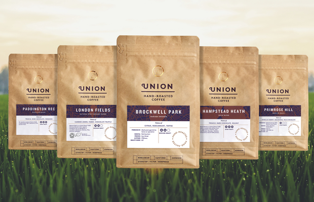 Union Hand-Roasted Coffee Celebrates Easing of UK Lockdown Rules with Limited Edition Brews