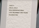 CP+B Wishes You a Holly, Jolly, Non-Denominational Late December Time Frame Celebration