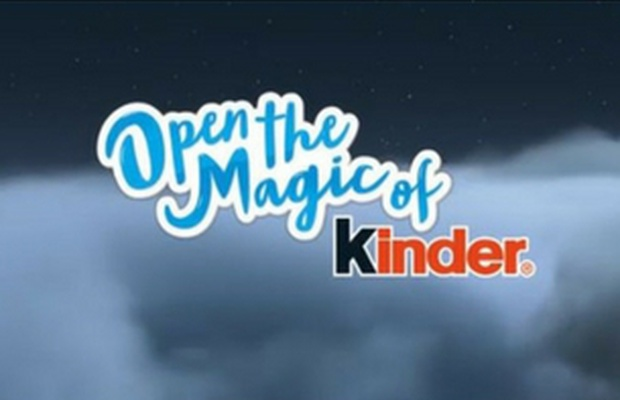Magic Of Christmas.Kinder S Magic Of Christmas Spot Aims To Inspire Us All To
