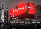 Landsec's Piccadilly Lights Join Armistice Centenary Commemorative Screenings