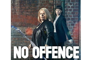 Manners McDade's Vince Pope Scores C4's 'No Offence'