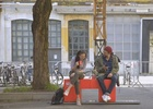 Nescafé's Hello Bench Brings People Closer Together (Literally)