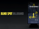 Volvo Shares its Blind Spot Technology by Putting it in a Digital Billboard
