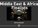The Immortal Awards Announces Middle East and Africa Shortlist and Finalists