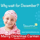 Horizon Draftfcb help grant a Christmas Wish