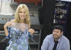 Georgia May Jagger and British Designer Richard Quinn Star in 'Art of Printing'