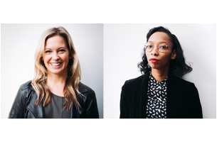 Joan Names Dominique Ward Director of Business Operations and Megan Dwyer Strategy Lead