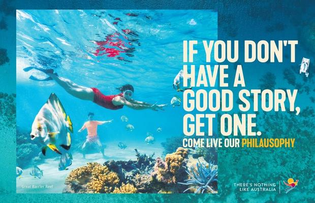 Tourism Australia Invites The World to Come and Live Australia's Philausophy
