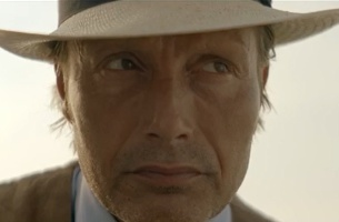Eclectic Scores Mads Mikkelsen's Classy Ford Edge Thriller