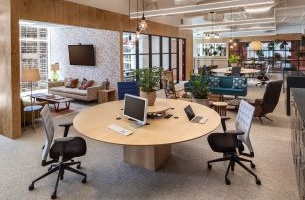 Saatchi & Saatchi, Team One and Conill Open Doors in New Dallas