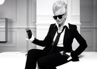 L'Oréal Paris, Helen Mirren and Supermodels Pay Homage to Karl Lagerfeld