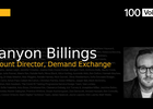 BIMA100 Voices: Danyon Billings