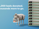 Stay Home and Send Beds Across America with Serta Simmons